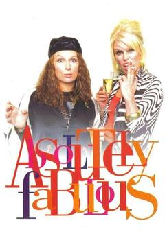 poster for Absolutely Fabulous