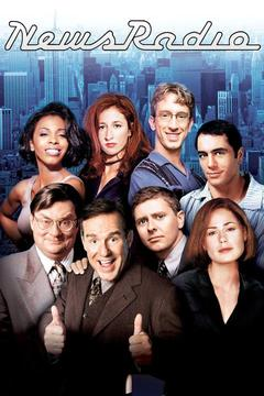 poster for NewsRadio