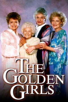 poster for The Golden Girls
