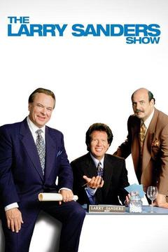 poster for The Larry Sanders Show
