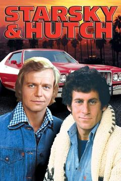 poster for Starsky and Hutch