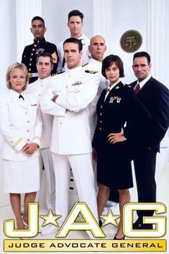 poster for JAG