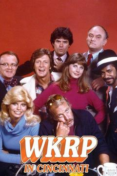 poster for WKRP in Cincinnati