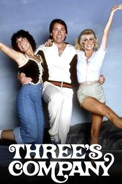 poster for Three's Company