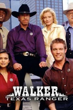 poster for Walker, Texas Ranger