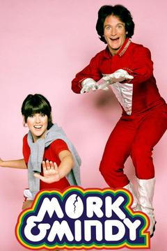 poster for Mork & Mindy