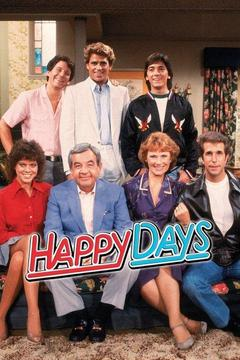 poster for Happy Days