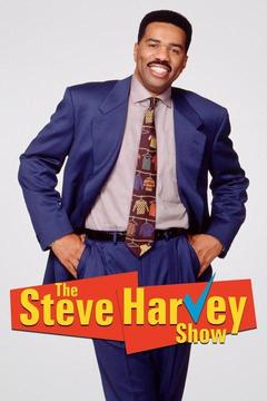 poster for The Steve Harvey Show