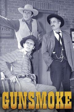 poster for Gunsmoke