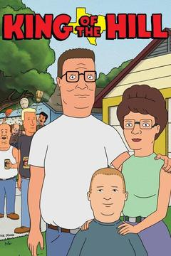 poster for King of the Hill