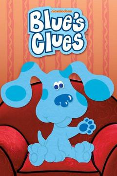 poster for Blue's Clues