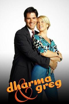 poster for Dharma & Greg