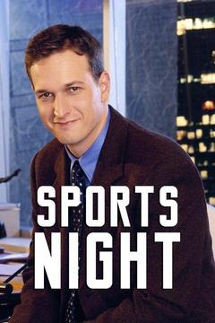 poster for Sports Night