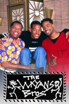 poster for The Wayans Bros.