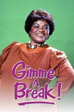 poster for Gimme a Break