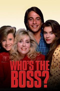 poster for Who's the Boss?