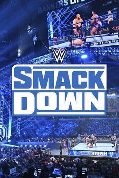poster for WWE Friday Night SmackDown!