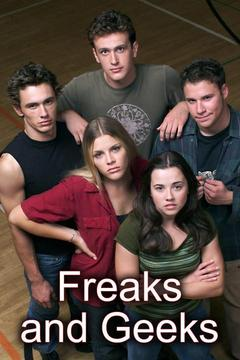 poster for Freaks and Geeks