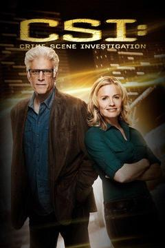 poster for CSI: Crime Scene Investigation