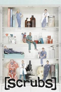poster for Scrubs