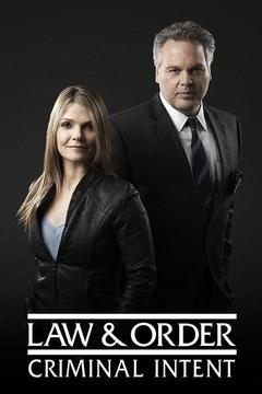 poster for Law & Order: Criminal Intent