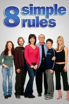 poster for 8 Simple Rules