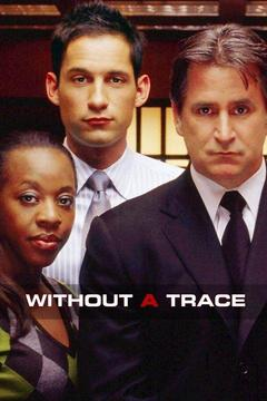 poster for Without a Trace