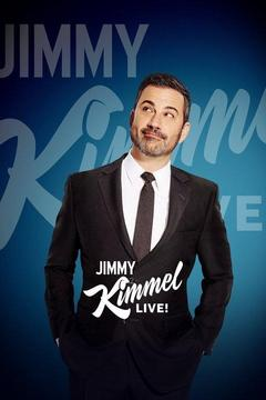 poster for Jimmy Kimmel Live
