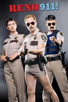 poster for RENO 911!