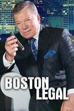 poster for Boston Legal