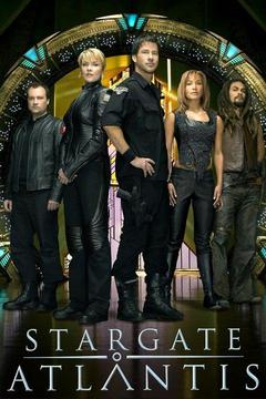 poster for Stargate Atlantis