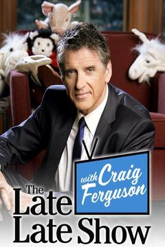 poster for The Late Late Show With Craig Ferguson