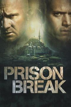 poster for Prison Break