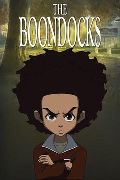 poster for The Boondocks