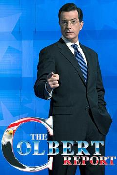 poster for The Colbert Report