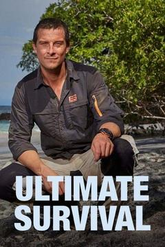 poster for Man vs. Wild