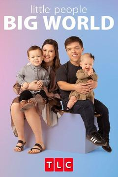 poster for Little People, Big World