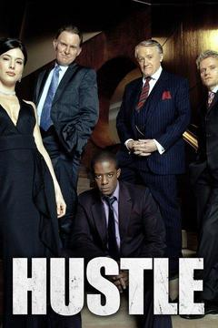 poster for Hustle