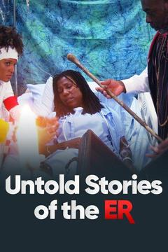 poster for Untold Stories of the E.R.