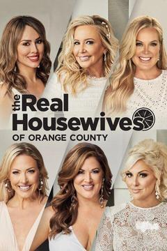 poster for The Real Housewives of Orange County