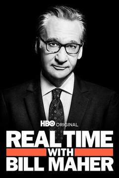 poster for Real Time With Bill Maher