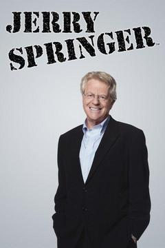 poster for Jerry Springer