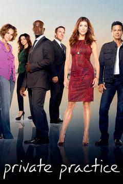 poster for Private Practice