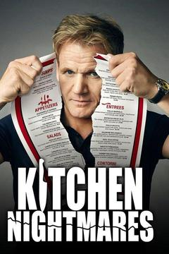 poster for Kitchen Nightmares
