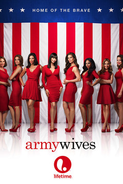 poster for Army Wives