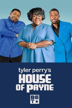 poster for Tyler Perry's House of Payne