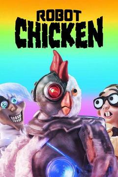 poster for Robot Chicken