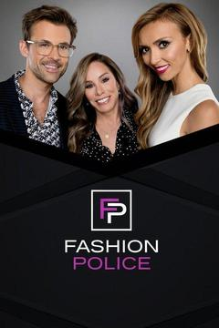 poster for Fashion Police