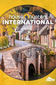 poster for House Hunters International
