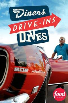 poster for Diners, Drive-Ins and Dives